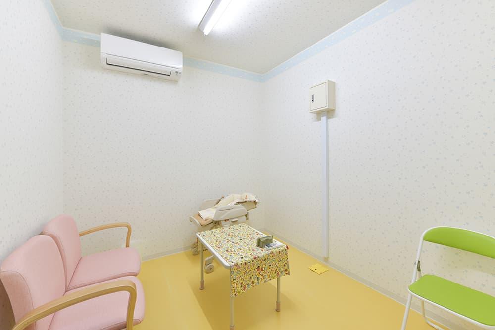 授乳室・育児相談室